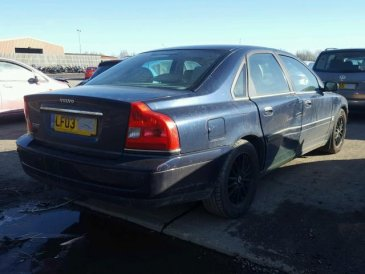 Volvo S80 2004 B5254T2 AW 55-51 SN